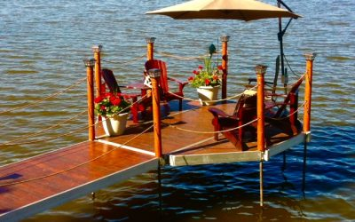 What are the essential dock accessories?